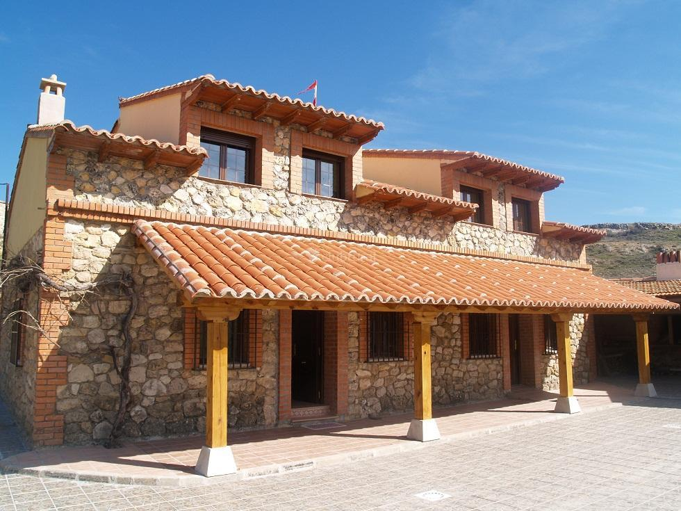 Fotos de casa rural marita guadalajara trillo clubrural - Casa rural xalet de prades ...