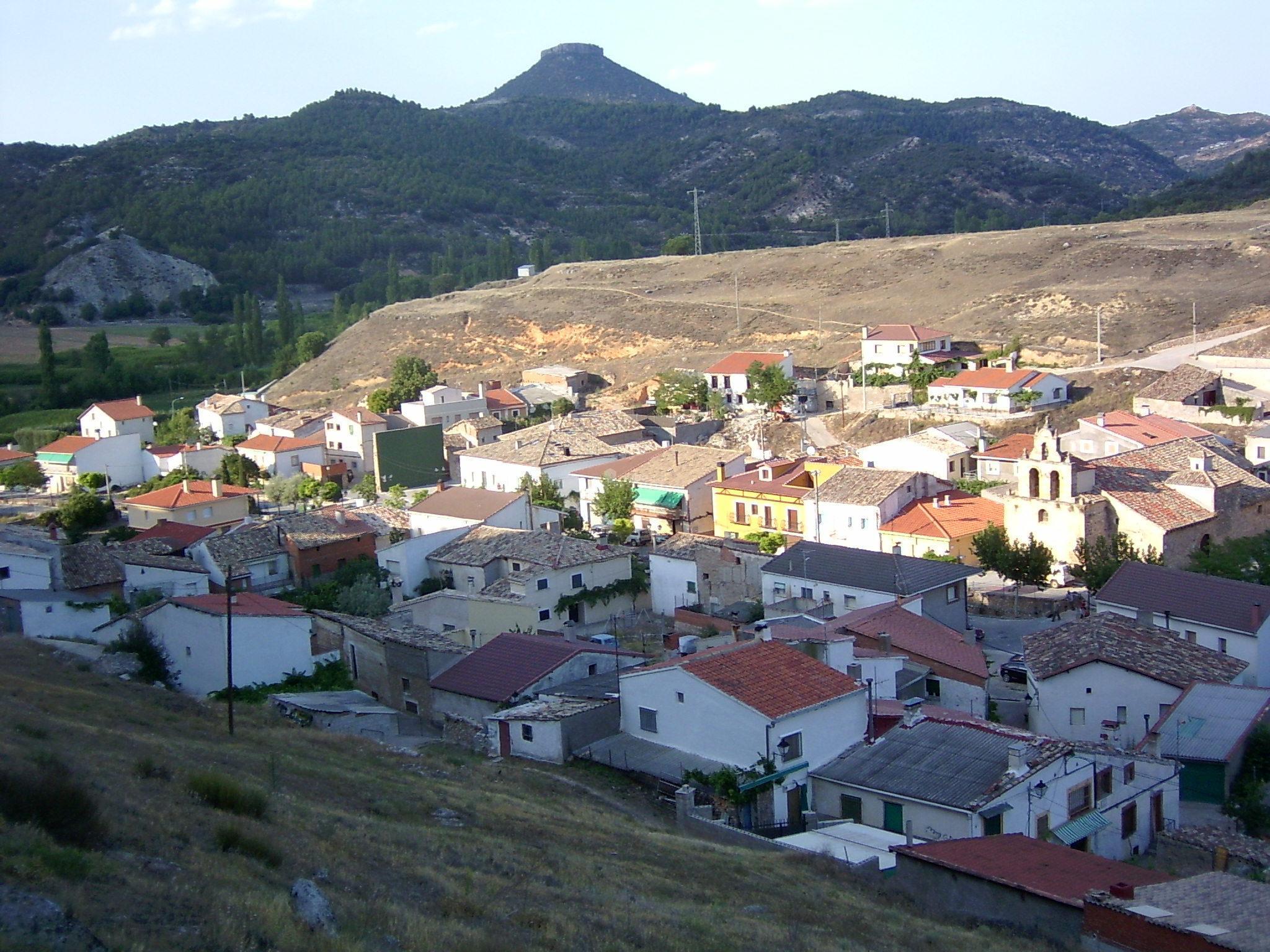 Fotos de casa rural marita guadalajara trillo clubrural - Casas de pueblo en guadalajara ...