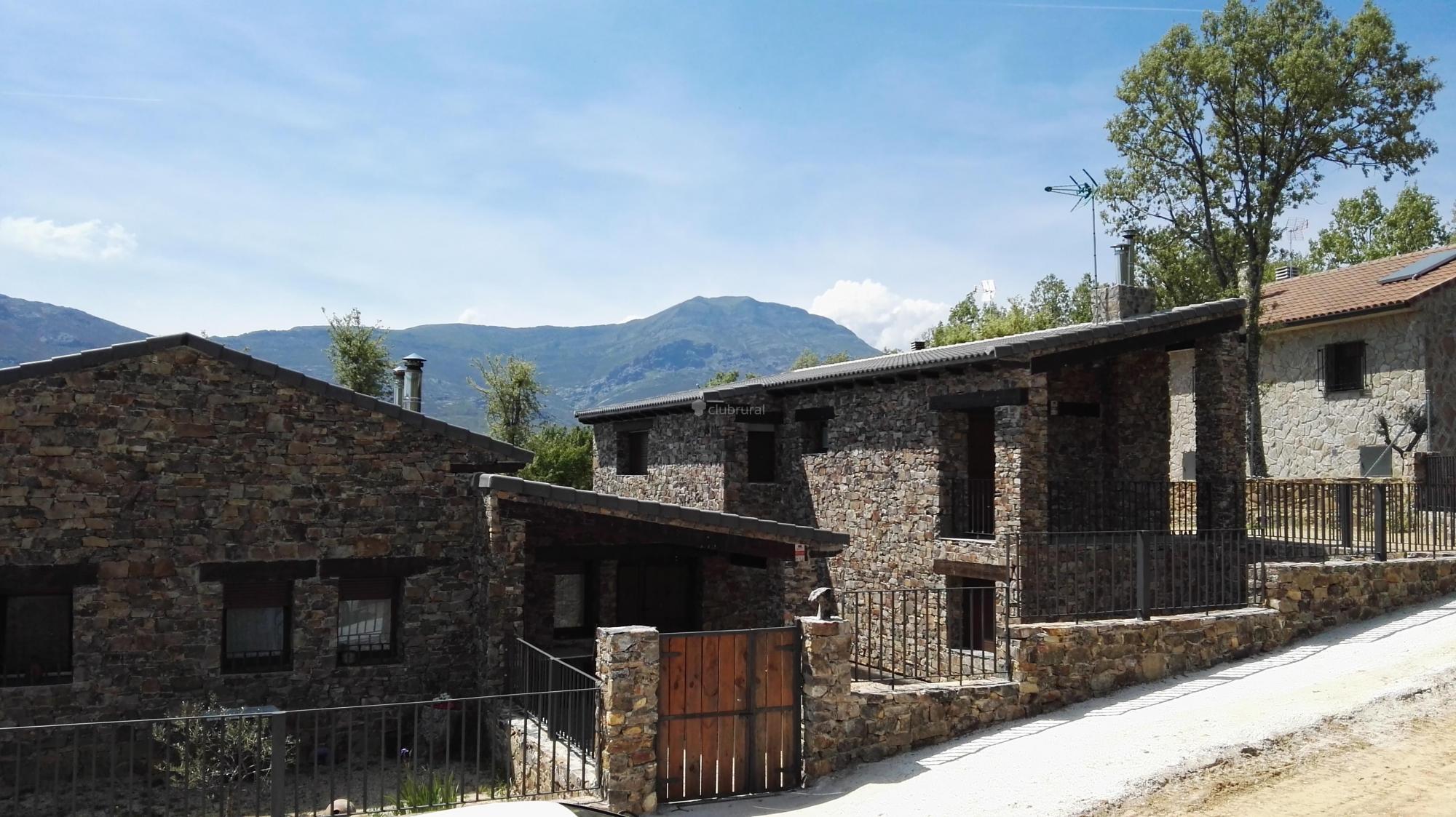 Fotos de casas rurales ocej n guadalajara palancares clubrural - Casas rurales guadalajara baratas ...