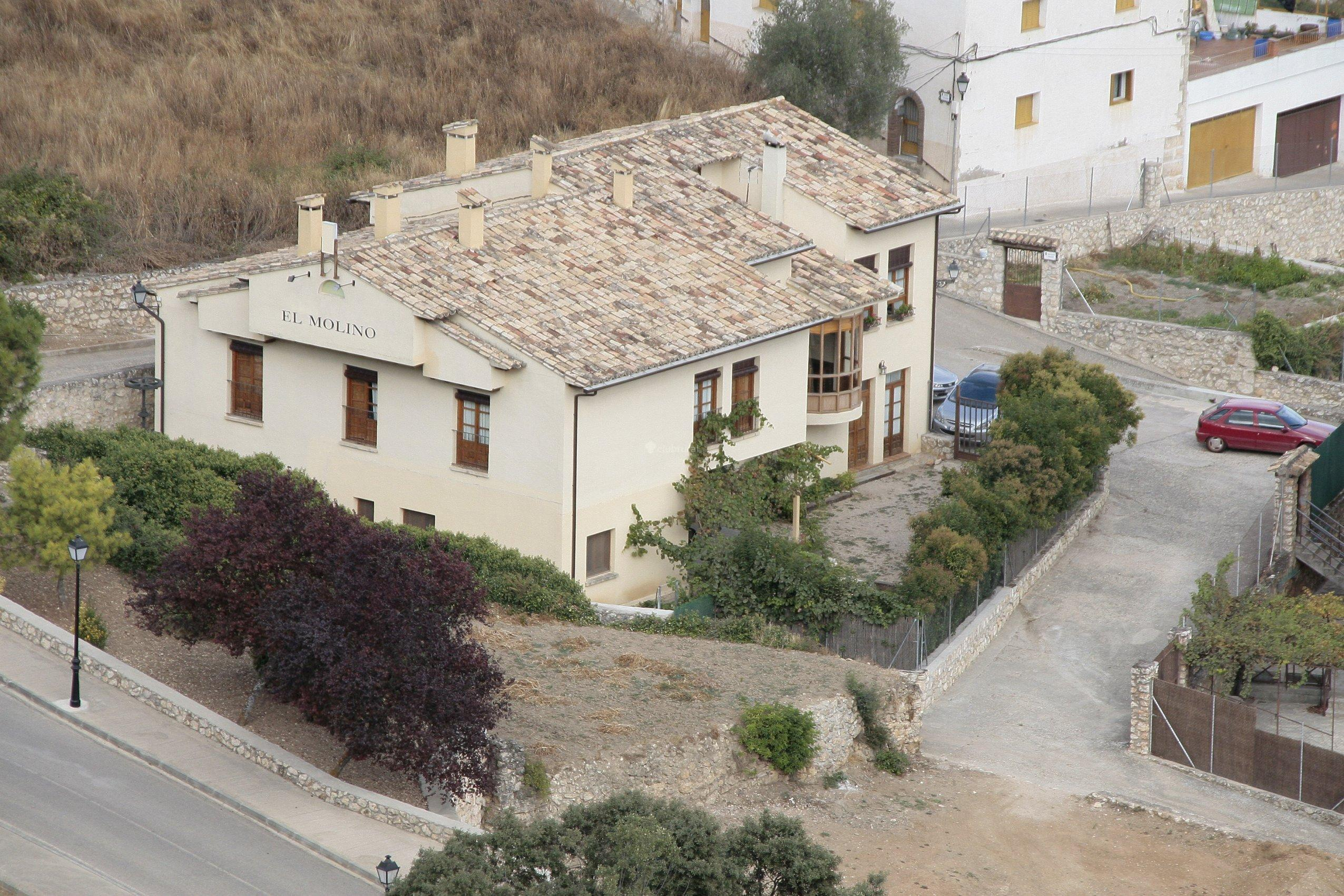 Fotos de el molino de aloc n guadalajara alocen - Casa rural pajaro bobo ...