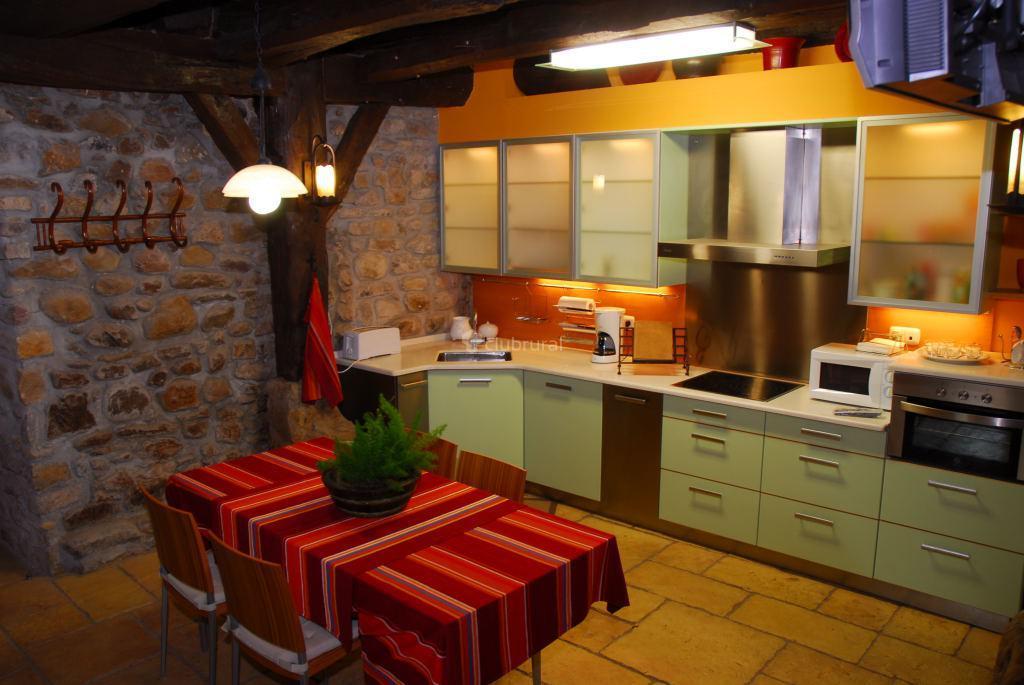 Fotos de illumbe goikoa guipuzcoa usurbil clubrural - Casas rurales pais vasco alquiler integro ...