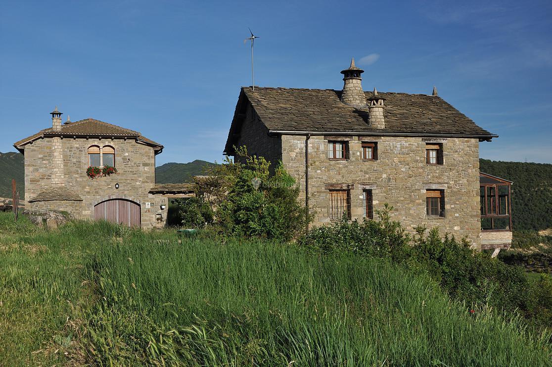 Fotos de casa rural mallata rap n huesca sabi anigo - Casa rural bellver de cerdanya ...