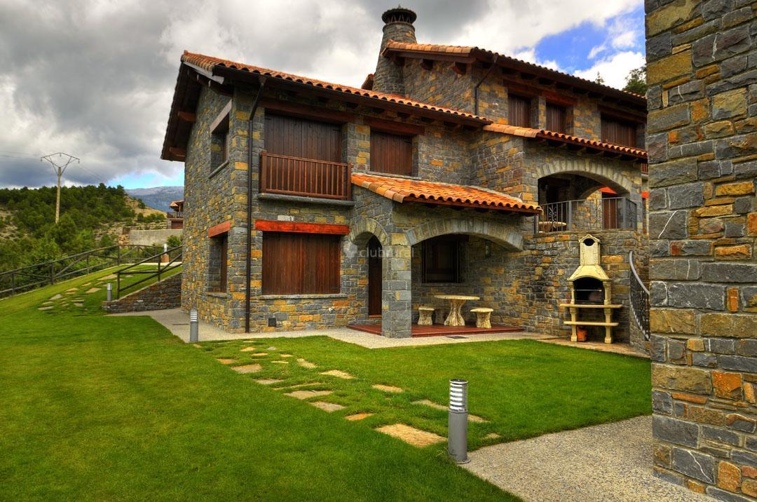 Fotos de casas rurales ordesa huesca belsierre clubrural - Casas del monte casa rural ...