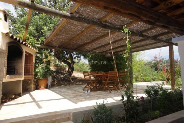 Fotos de casa cova ibiza sant joan de labritja clubrural - Ibiza casas rurales ...
