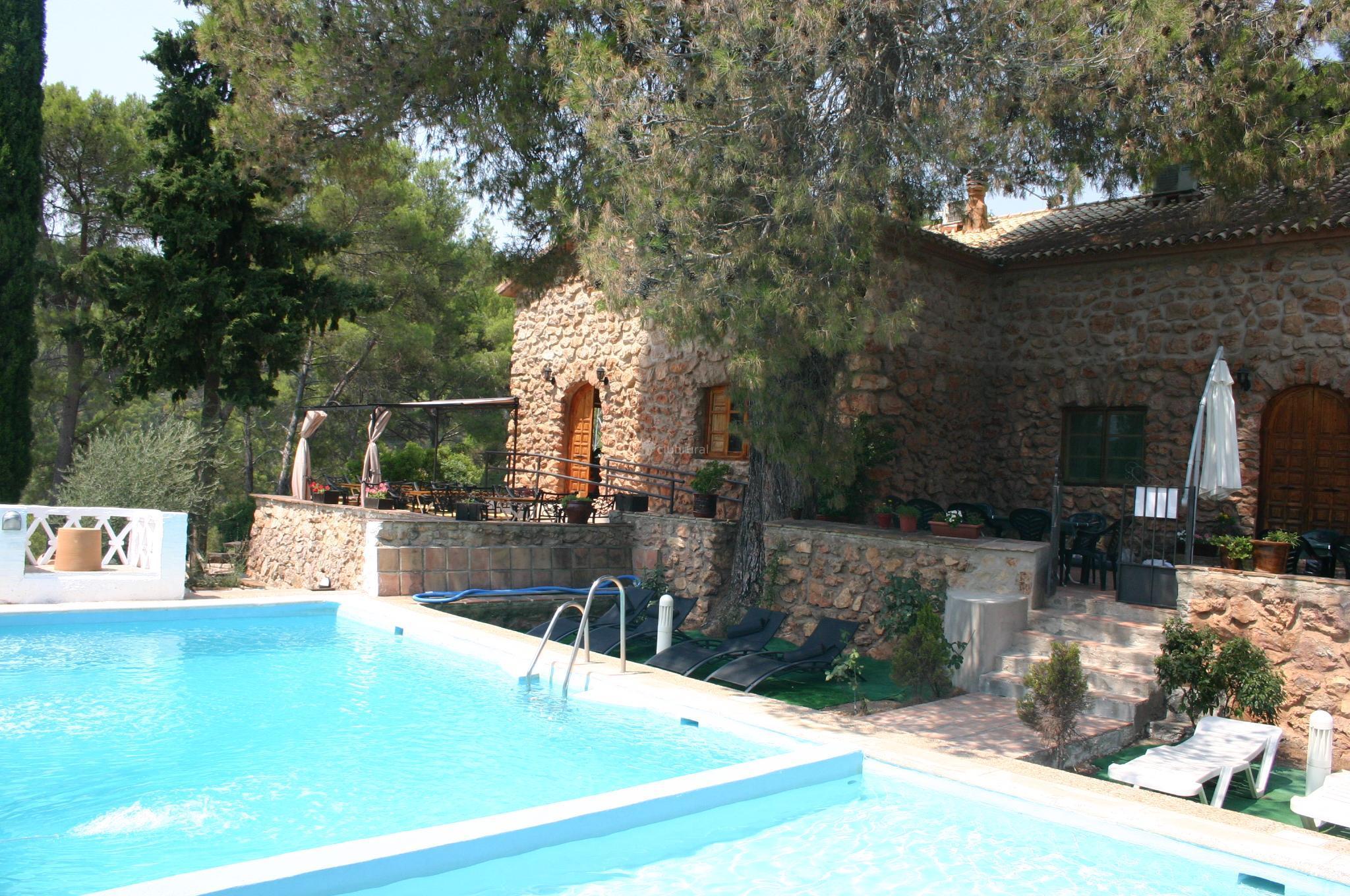 Fotos de casa rural los parrales ja n hornos clubrural - Casa rural bellver de cerdanya ...
