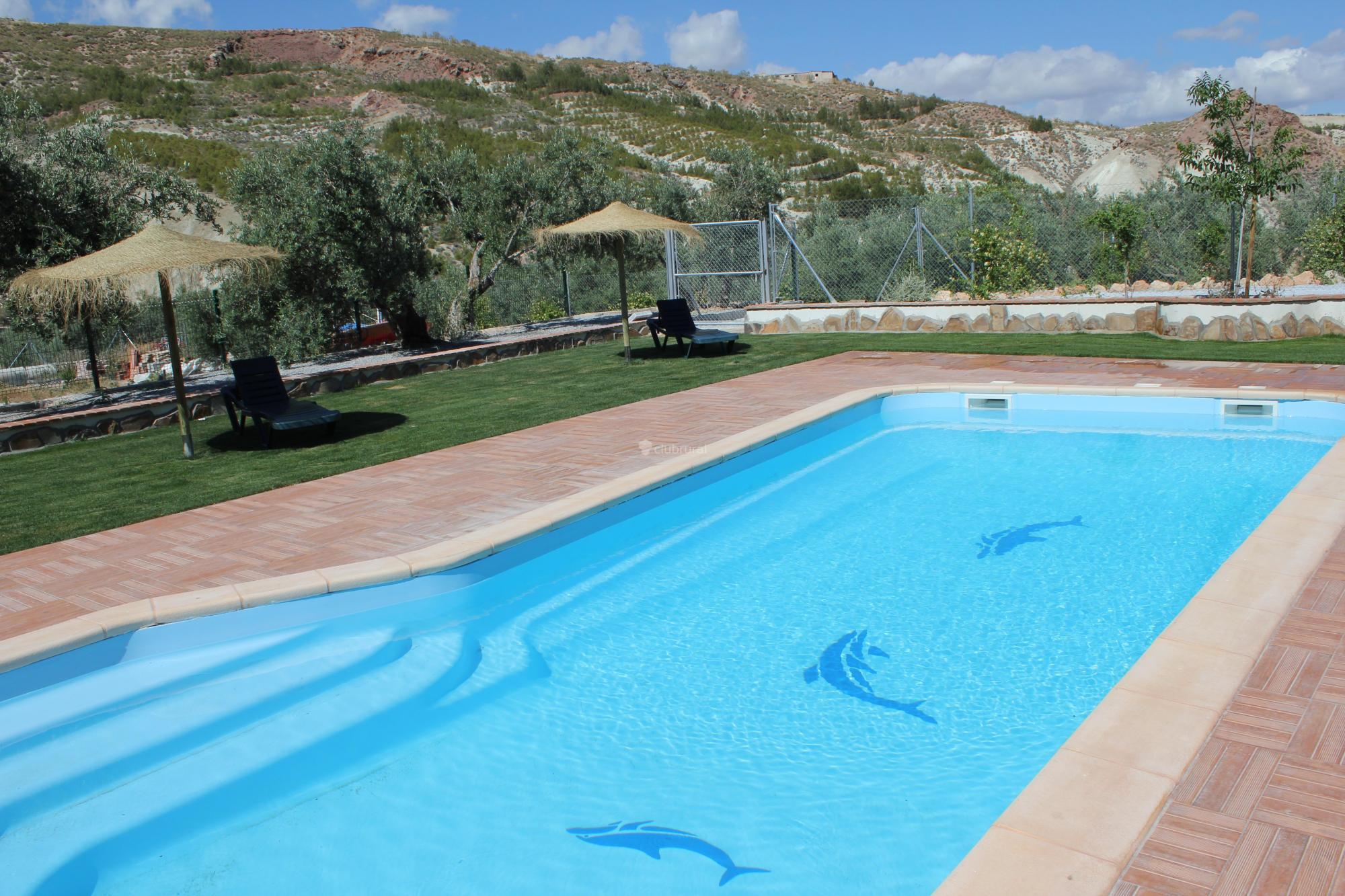 Fotos de hotel rural valle del turrilla cazorlatur for Piscina jaen