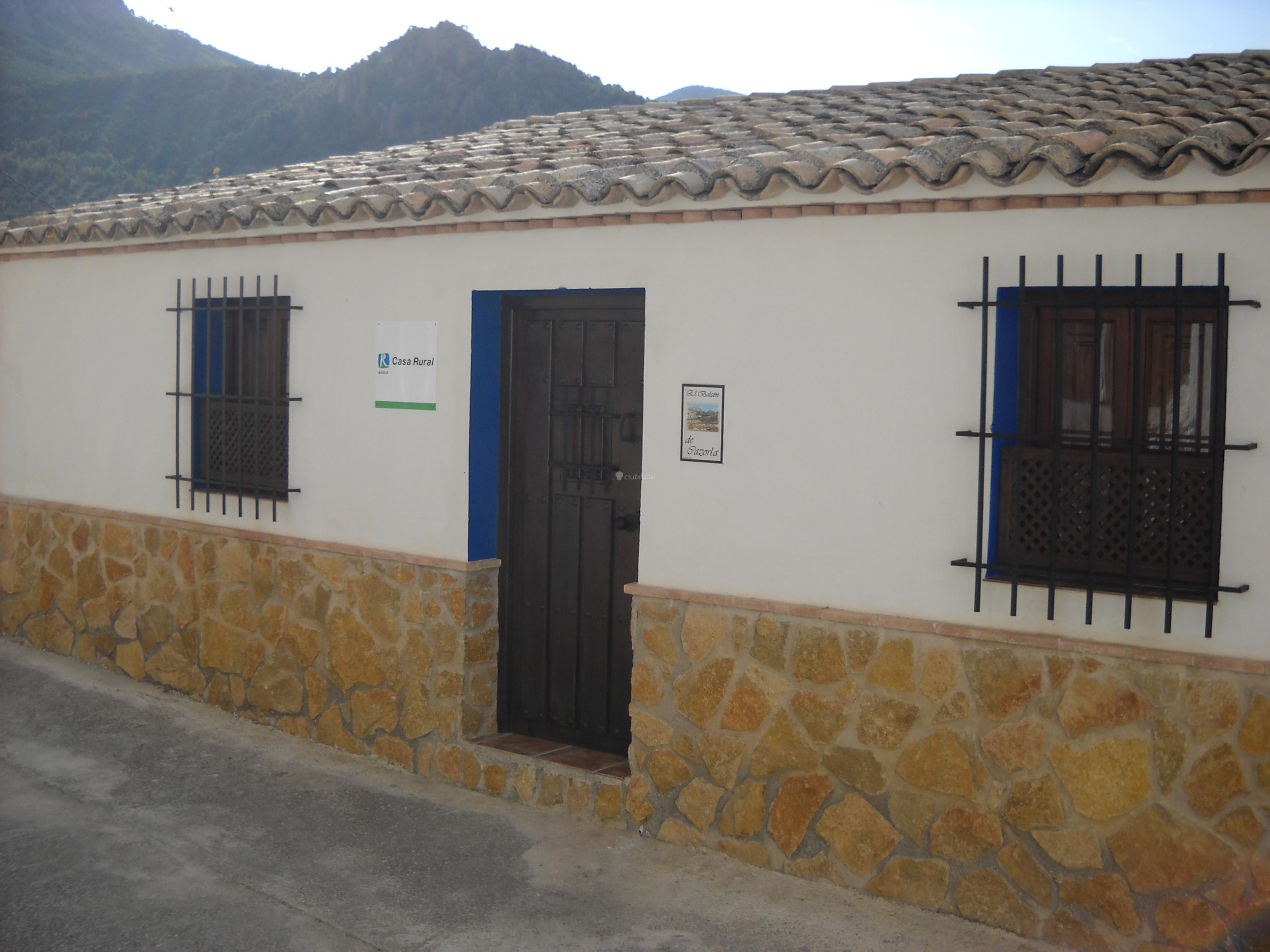 Fotos de el balc n de cazorla ja n quesada clubrural - Alquiler casa rural cazorla ...