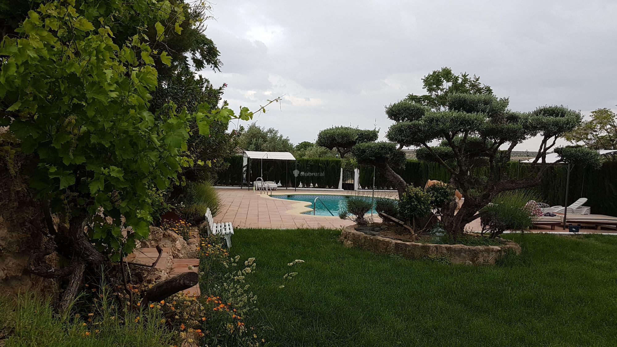 Fotos de hacienda romero ja n pozo alcon clubrural - Casa rural pozo alcon ...