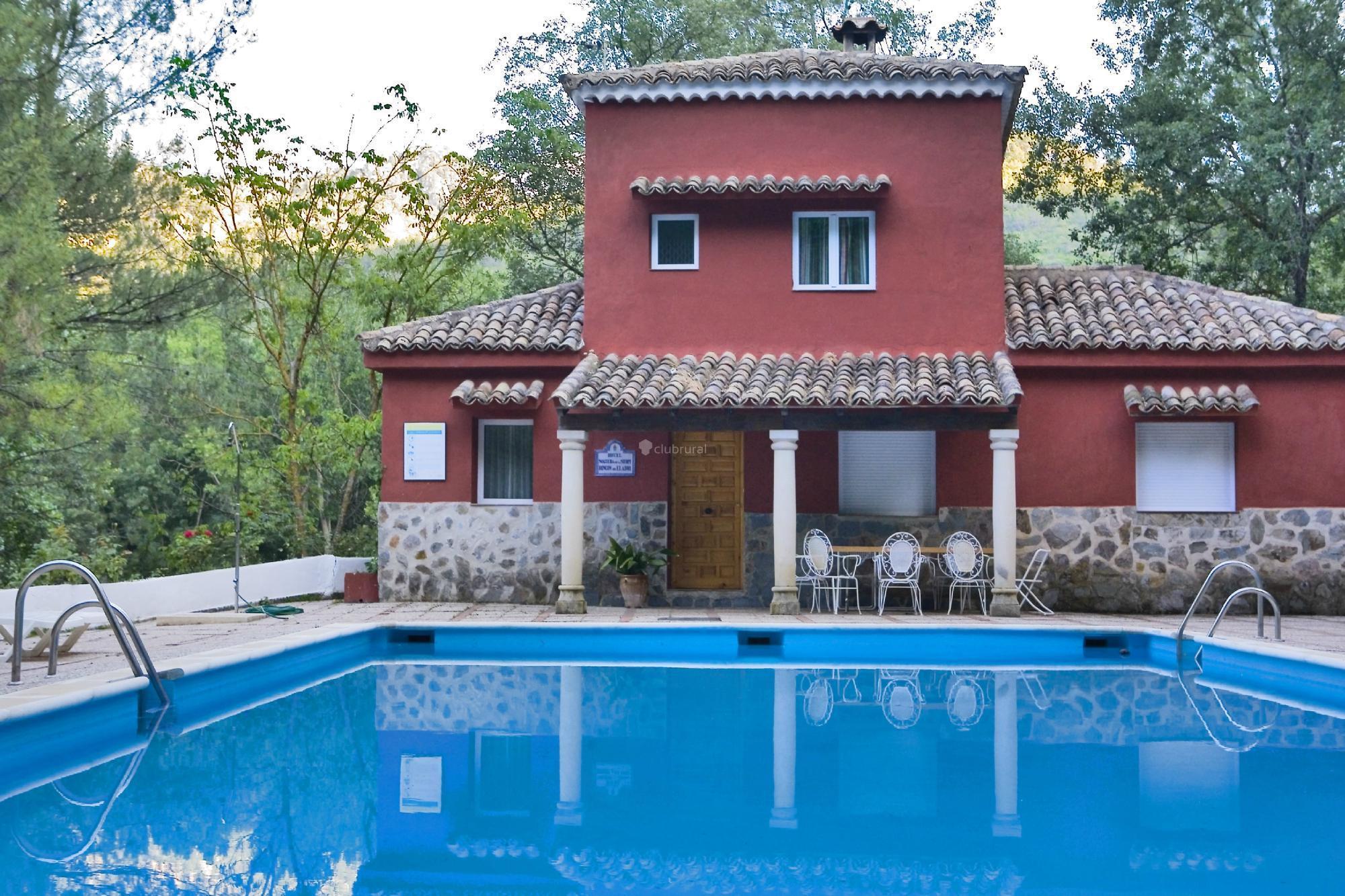 Fotos de hotel noguera de la sierpe ja n cazorla clubrural - La casa de la piscina cazorla ...