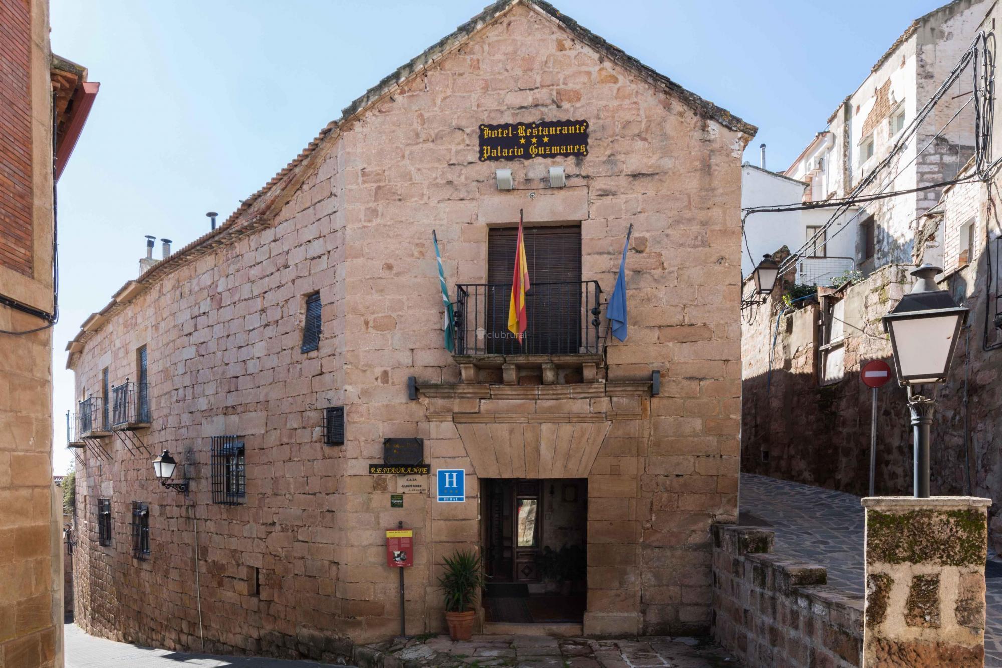 Fotos de hotel rural palacio guzmanes ja n ba os de la - Casa rural banos de la encina ...