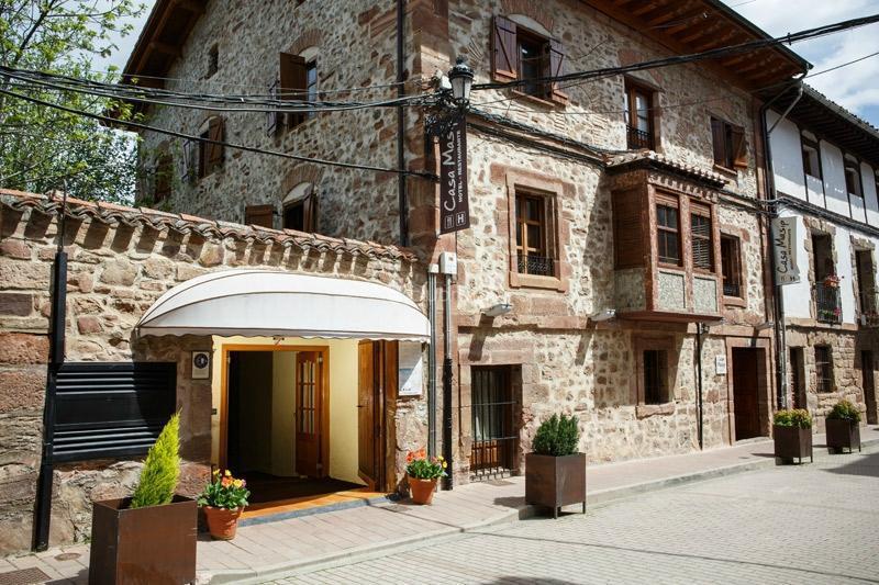 Fotos de casa masip la rioja ezcaray clubrural - Casa rural ezcaray ...