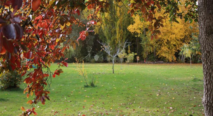 Fotos de el jardin de la huerta le n sahagun clubrural for El jardin leon