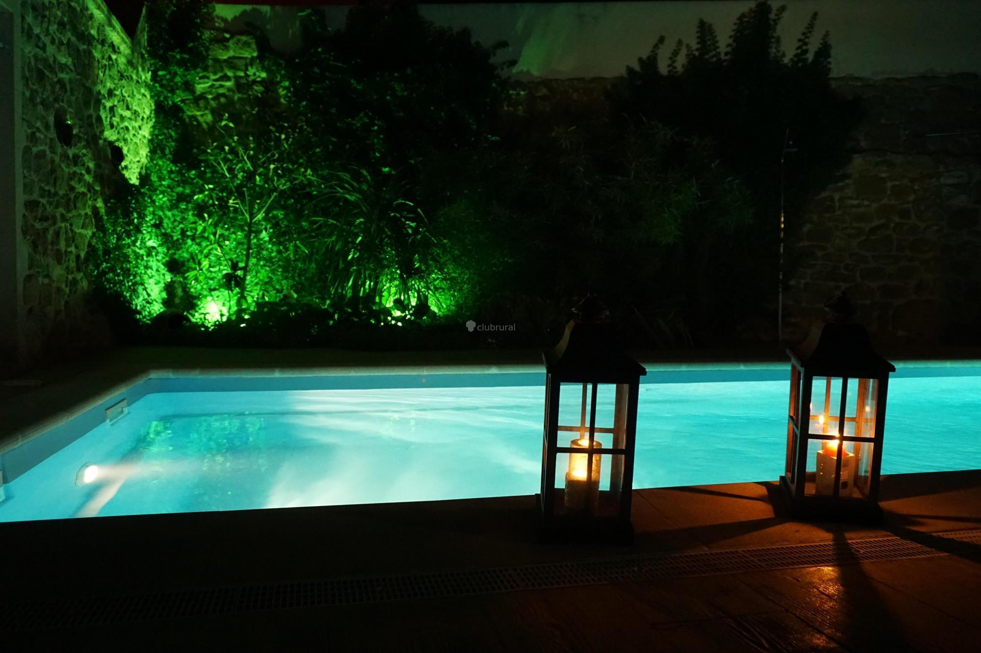 Fotos de ca la celia lleida montgai clubrural - Casas rurales lleida piscina ...