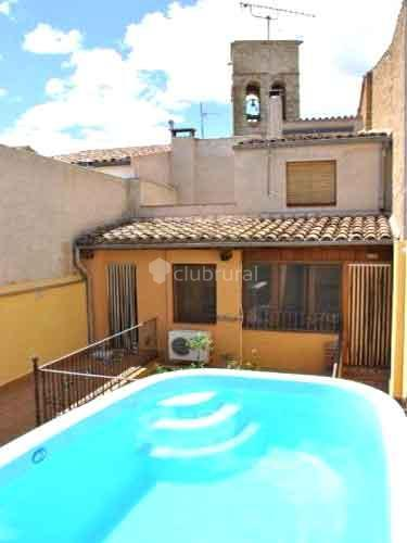 Fotos de cal faba lleida vilagrassa clubrural - Casas rurales lleida piscina ...