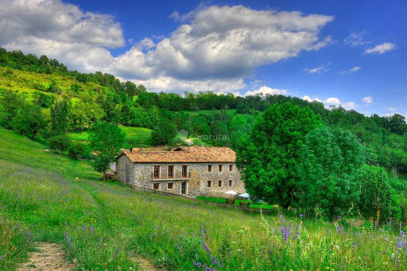 Fotos de casa del batlle lleida vall de boi ta l clubrural - Casa rural vall de boi ...