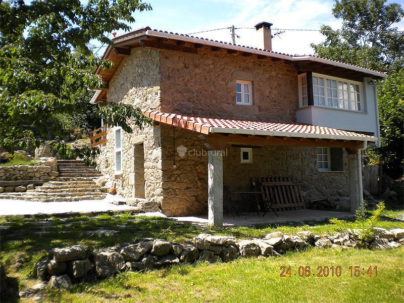 Fotos de casa concha mart nez lugo ferreira clubrural for Casa rural lugo piscina