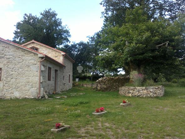 Fotos de casa do castiro lugo palas de rei clubrural - Casas rurales galicia ofertas ...