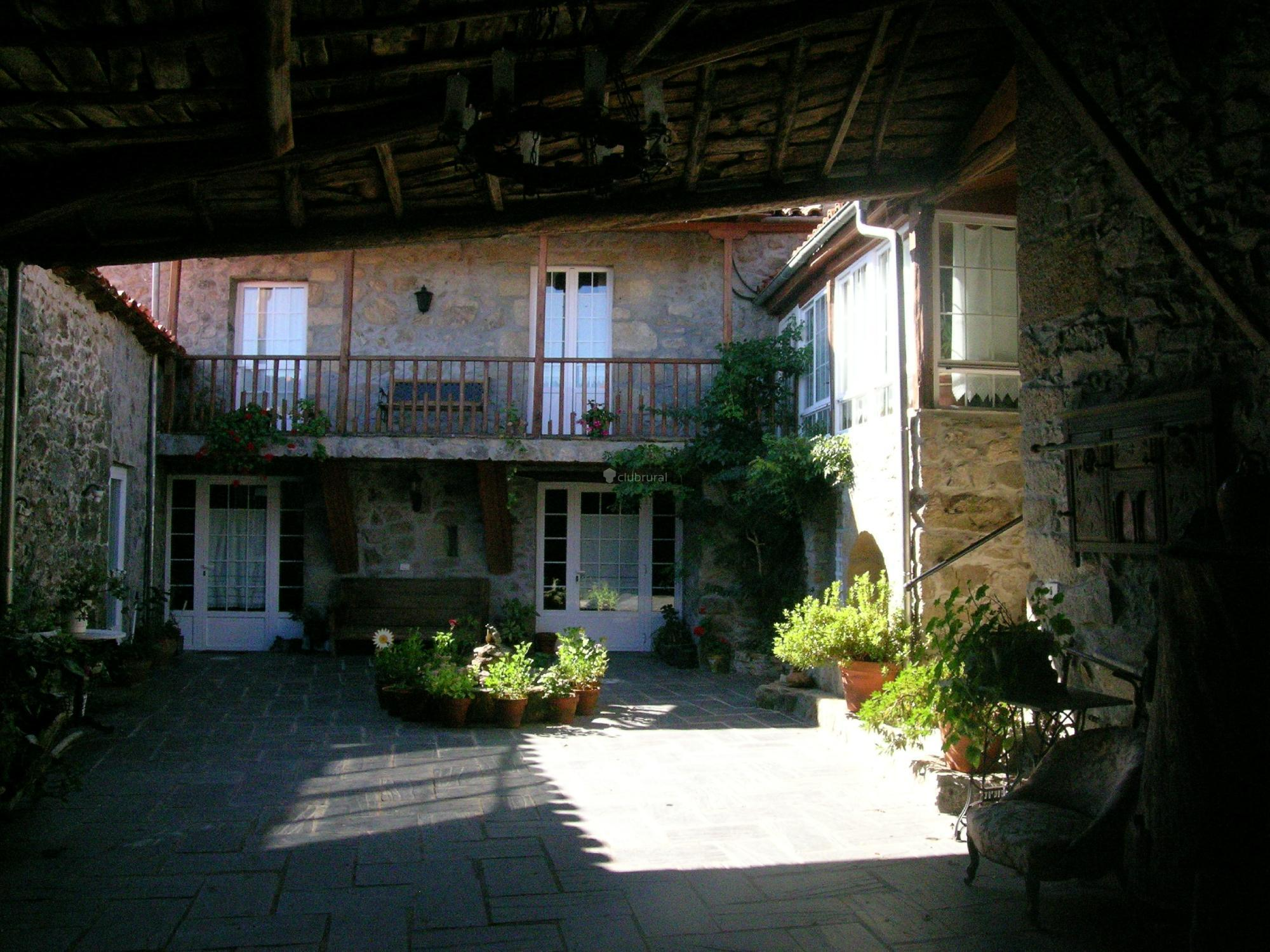 Fotos de casa dos muros lugo panton clubrural - Casas rurales galicia ofertas ...