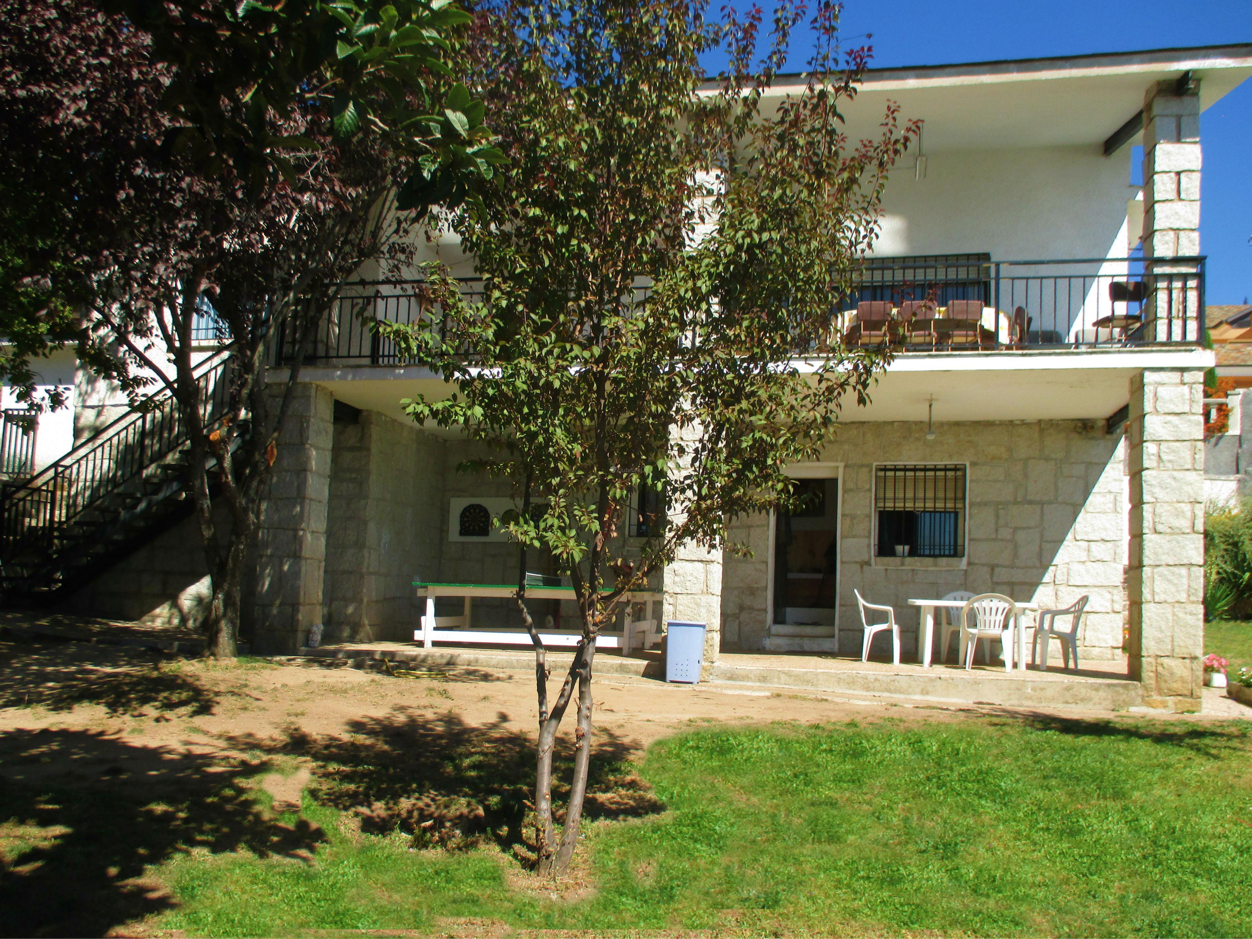 Fotos de casa cantagallos madrid miraflores de la sierra clubrural - Casa rural con perro madrid ...