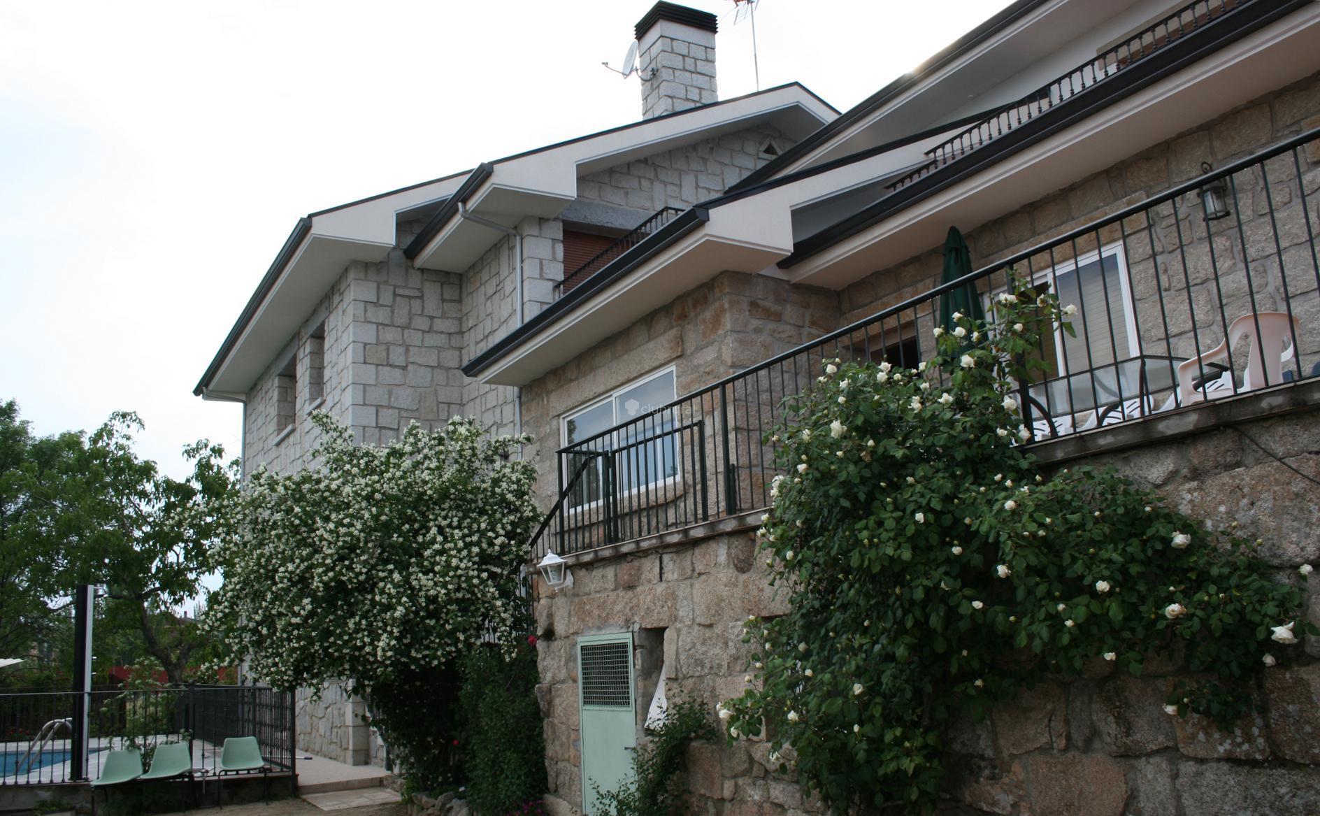 Fotos de casa rural en k la abuela madrid hoyo de - Casa rural manzanares ...