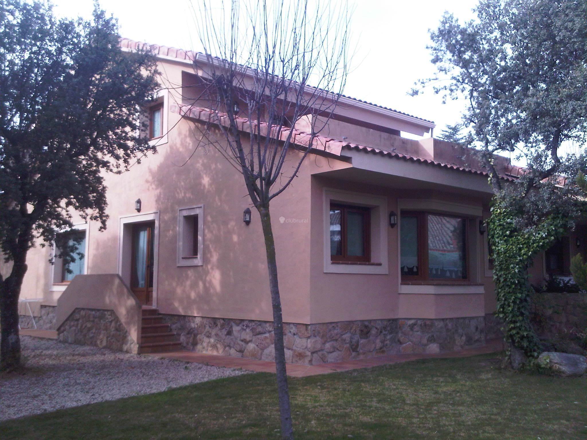 Fotos de casa valle sierra de guadarrama madrid - Casas en sierra de madrid ...