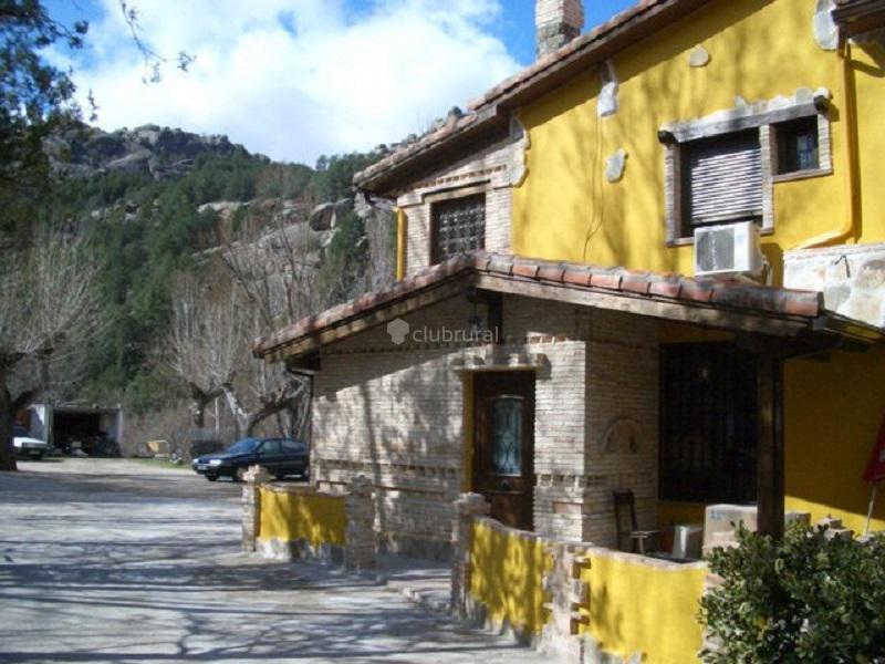 Fotos de el yelmo madrid manzanares el real clubrural - Casa rural manzanares ...