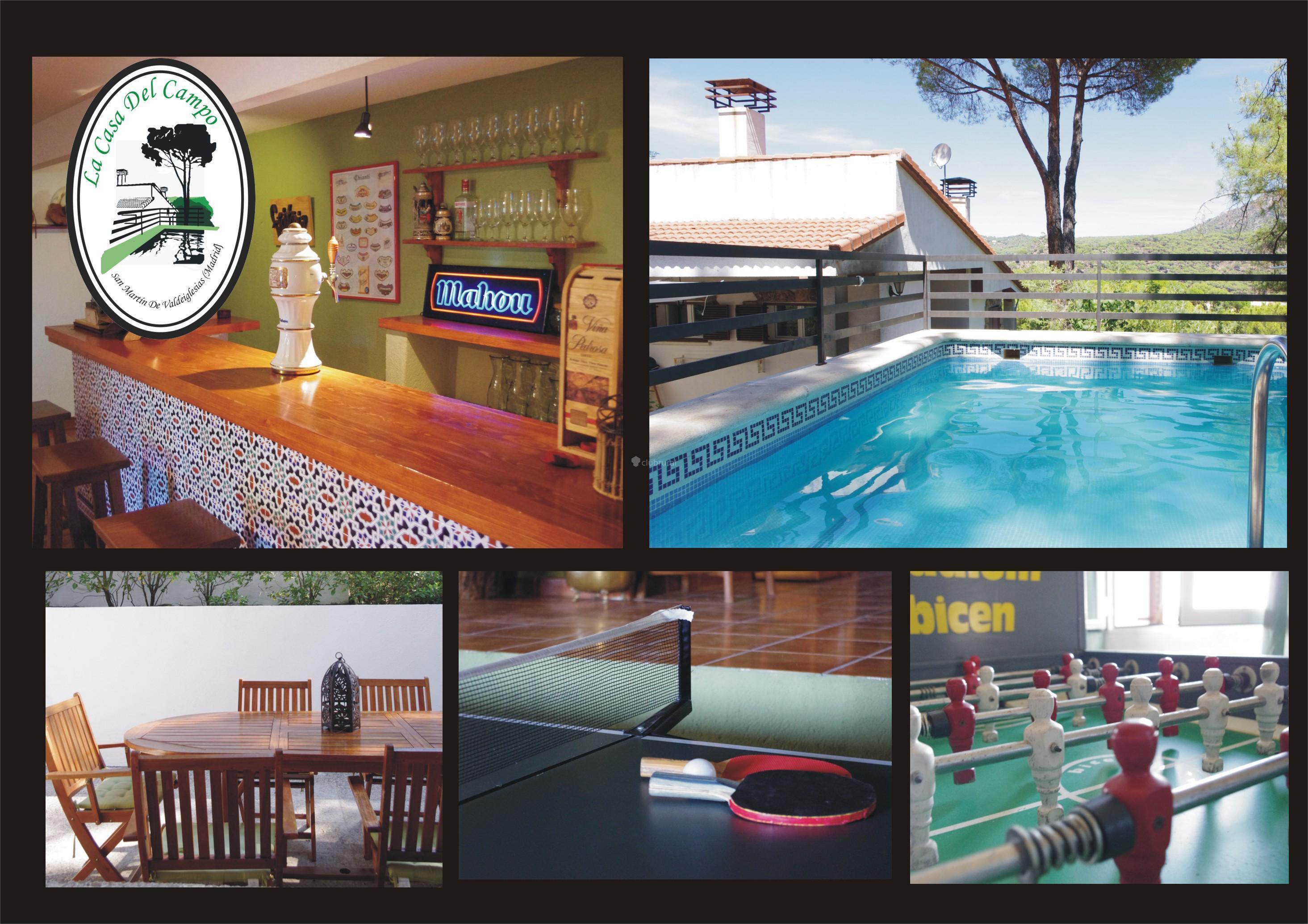 Fotos de la casa del campo madrid san martin de - Hoteles casa de campo madrid ...