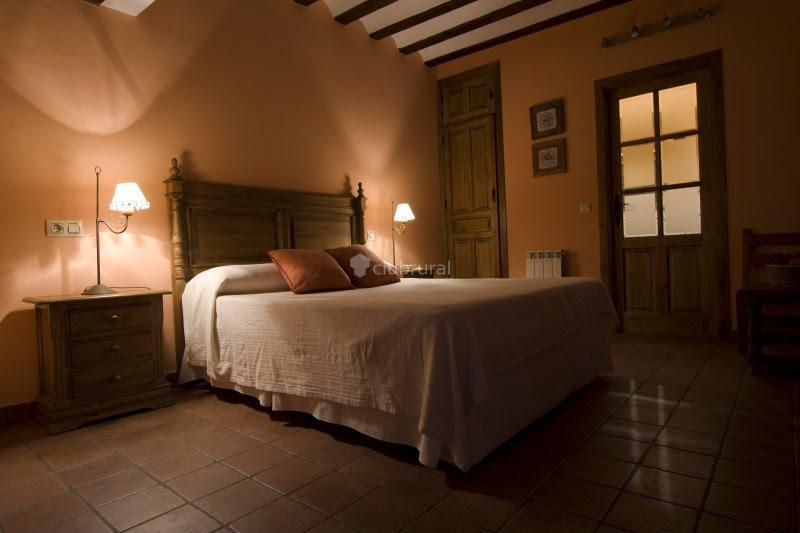 Fotos de casa rural spa la graja madrid chinchon for Casa rural romantica madrid