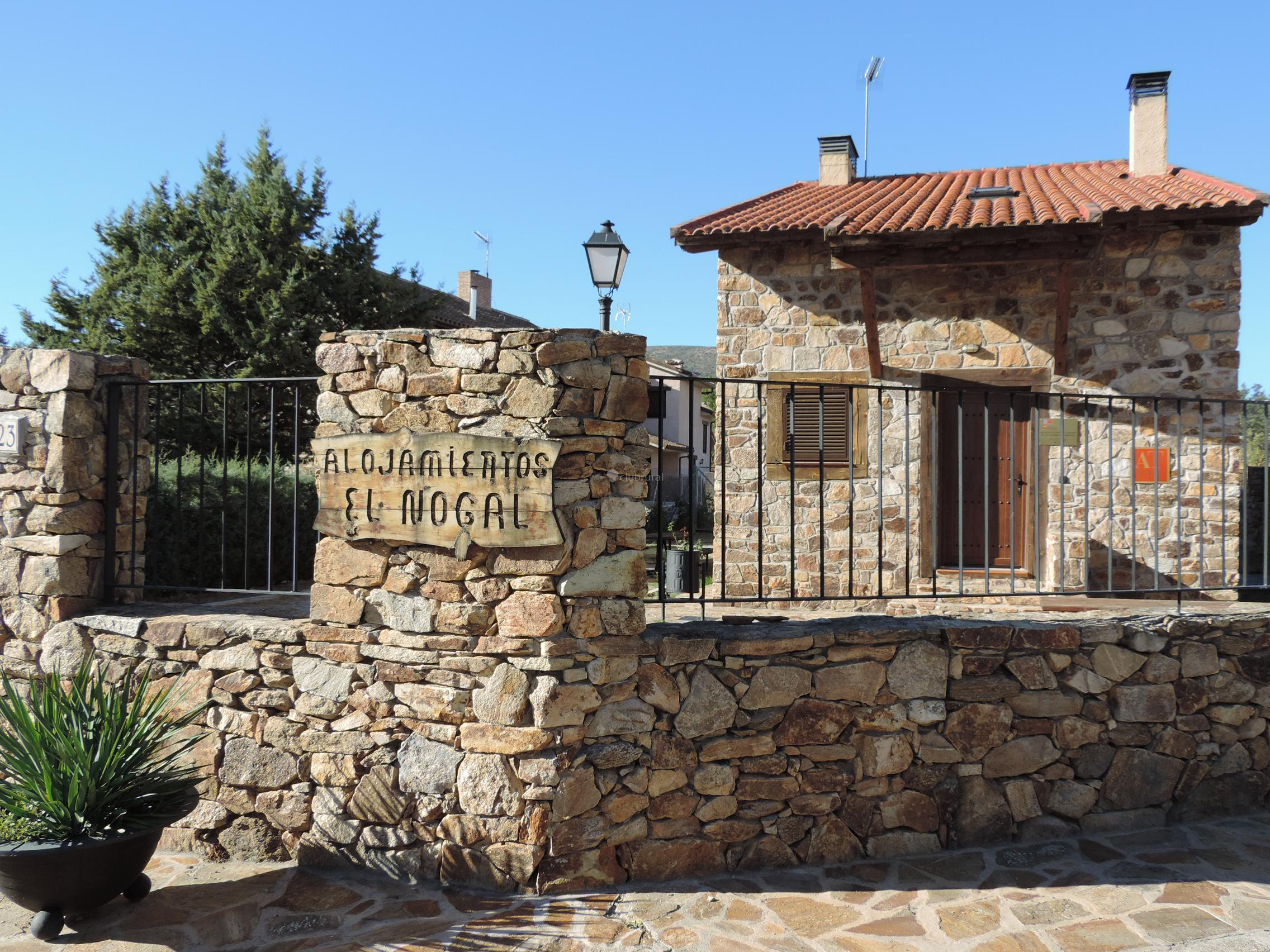 Fotos de la posada del nogal madrid la serna del monte - Fotos casas rurales ...