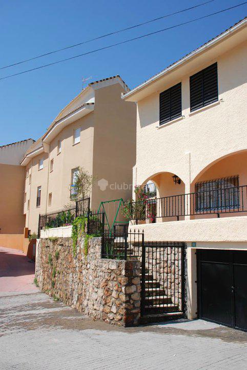 Fotos de la residencia de villar madrid villar del for Residencia el jardin madrid