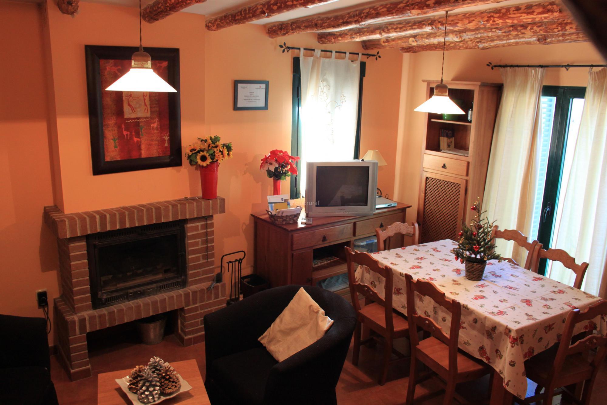 Fotos de los portales madrid garganta de los montes clubrural - Casa rural navidad ...