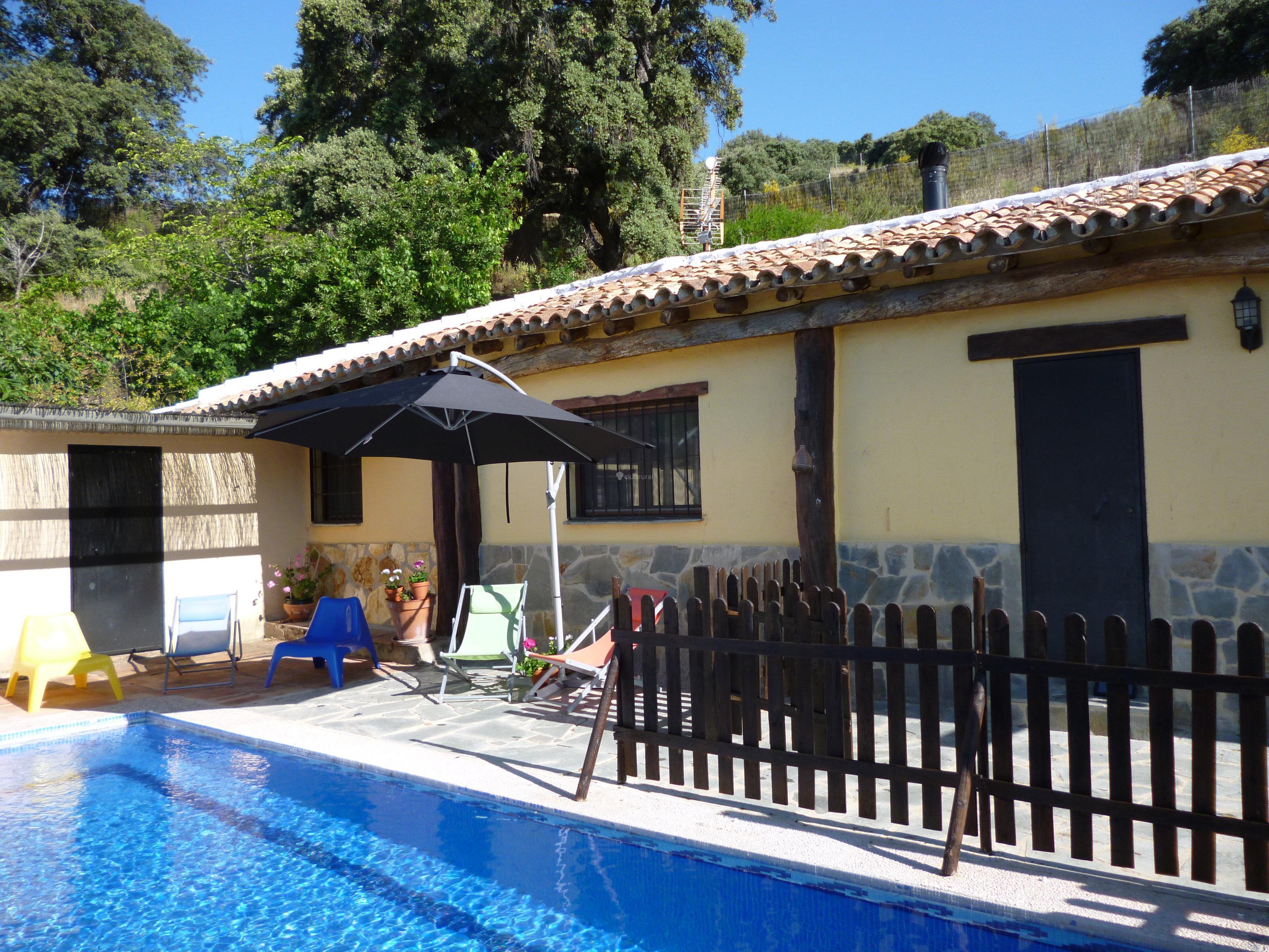 Fotos de casa la encina m laga ronda clubrural - Casa rural banos de la encina ...