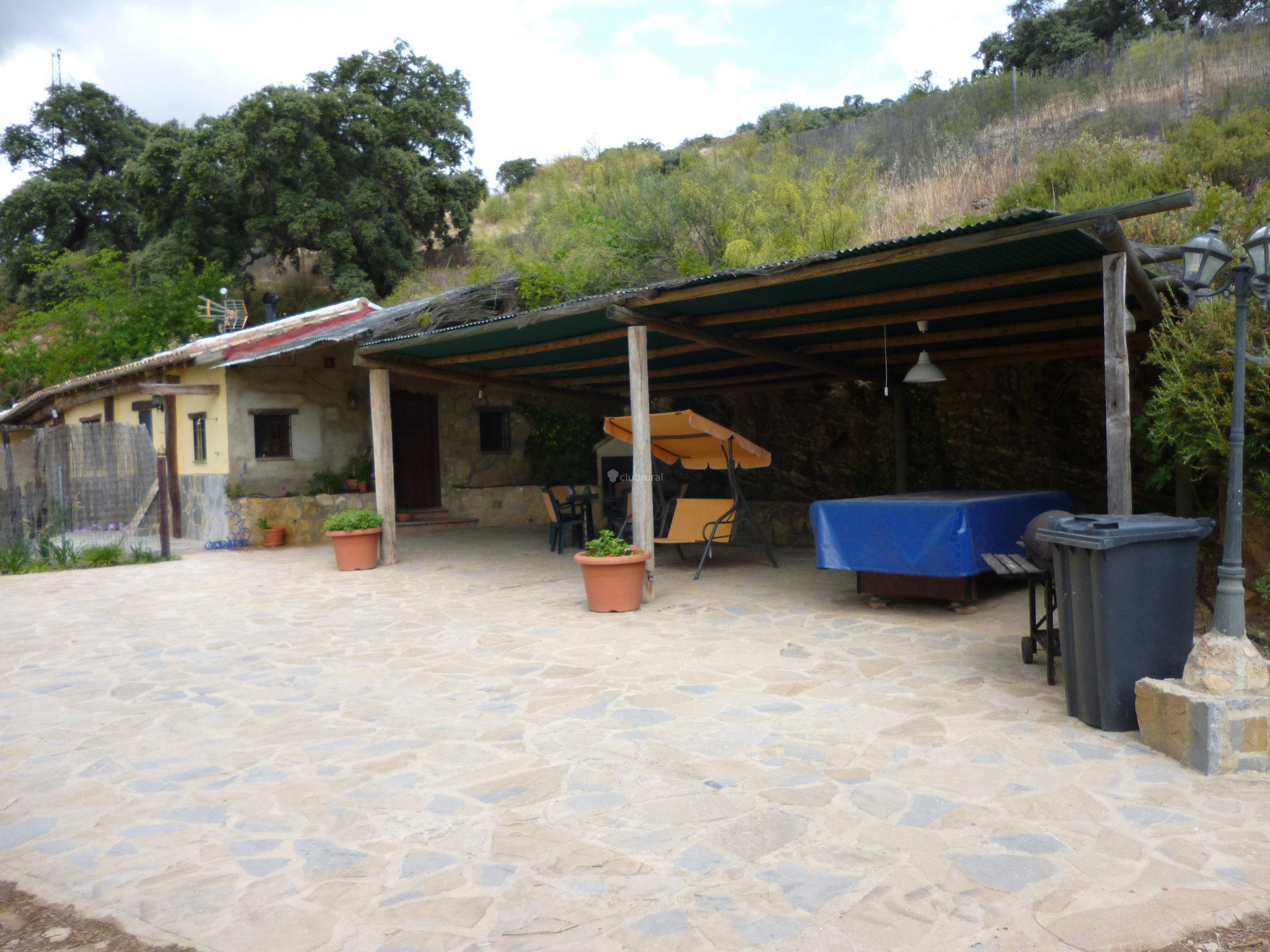 Fotos de casa la encina m laga ronda clubrural for Casa rural la balconada