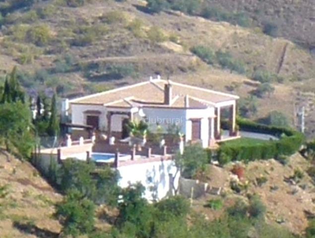 Fotos de casa mirador las claras m laga iznate clubrural - Casa rural iznate ...