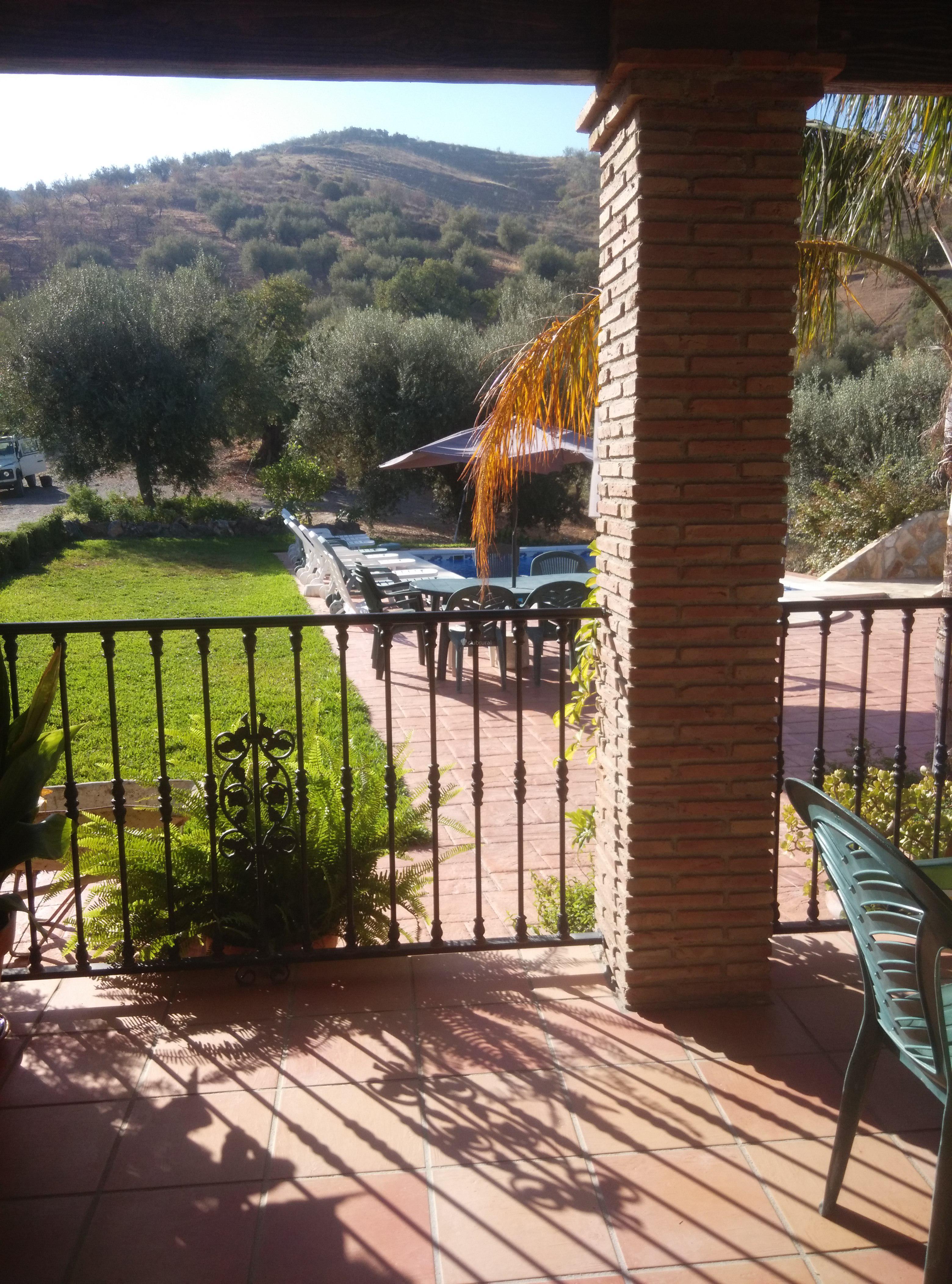Fotos de casa rural la meica m laga alcaucin clubrural - Casas del monte casa rural ...