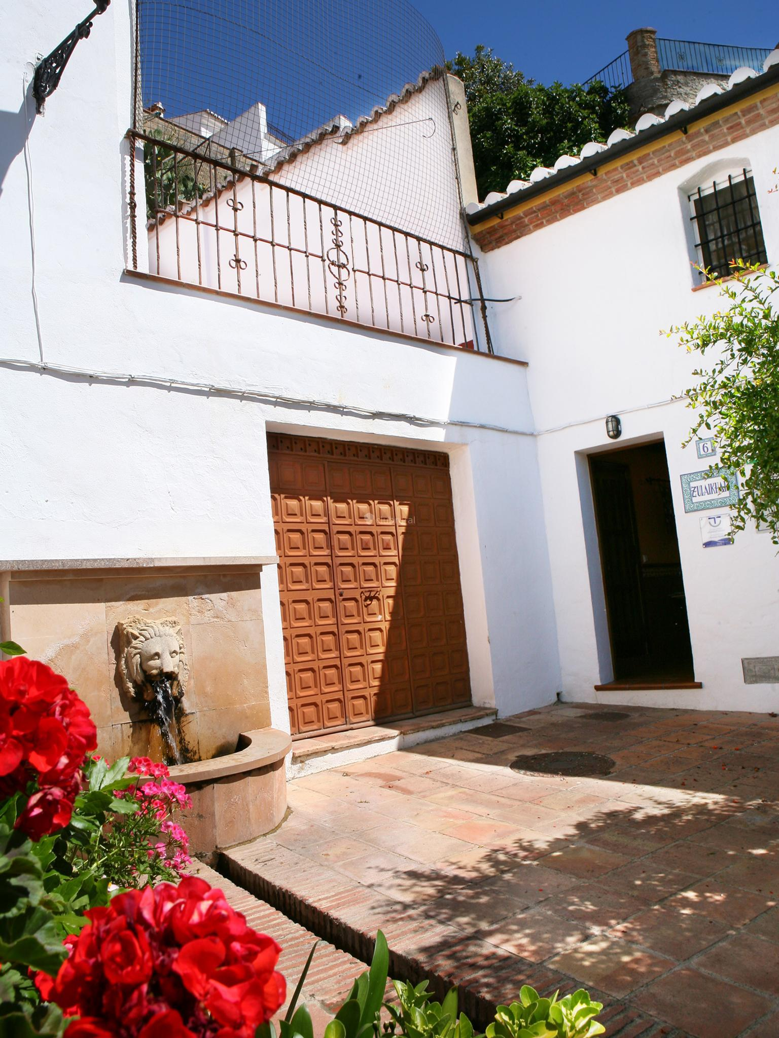 Fotos de casas rurales los arrayanes m laga ronda clubrural - Casa rurales malaga ...