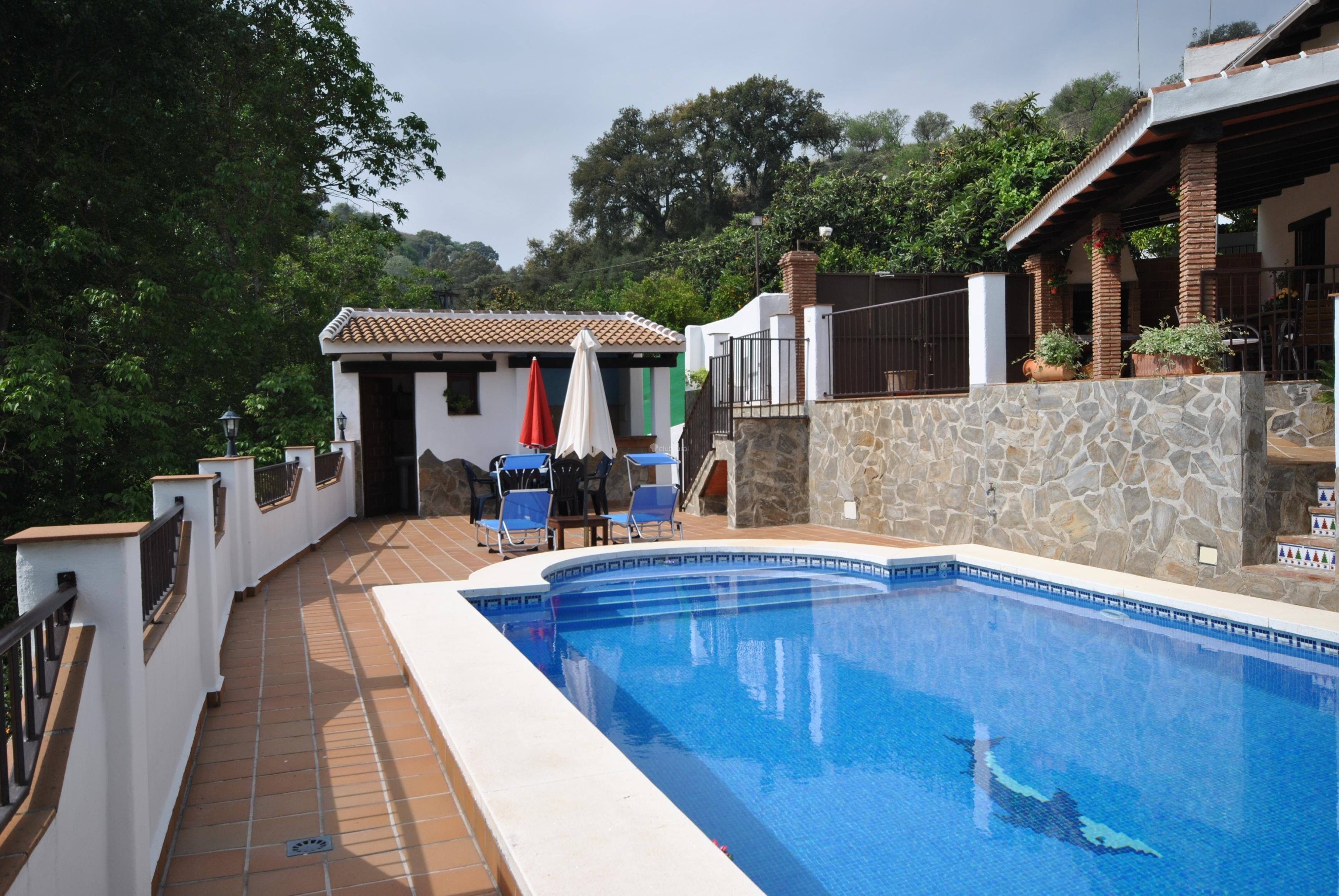 Fotos de la casa del rio m laga alhaurin el grande clubrural - Casa kia malaga ...