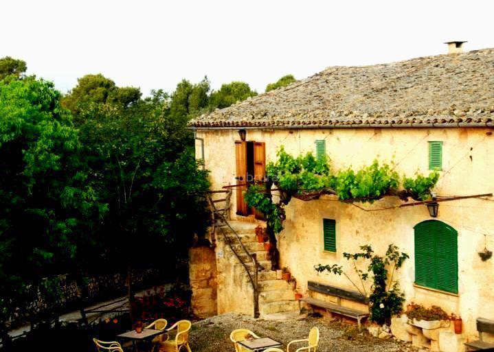 Fotos de sa casa rotja mallorca sineu clubrural - Casa rural palma de mallorca ...