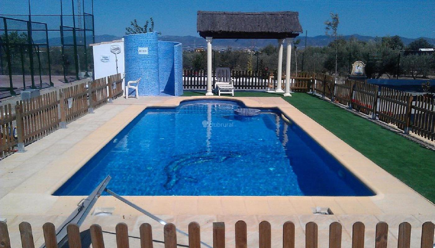 Fotos de aldea la pur sima murcia puerto lumbreras - Casa rural murcia piscina climatizada ...