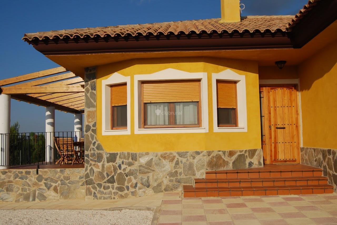 Fotos de casa trigueros murcia caravaca de la cruz - Casa rural murcia piscina climatizada ...
