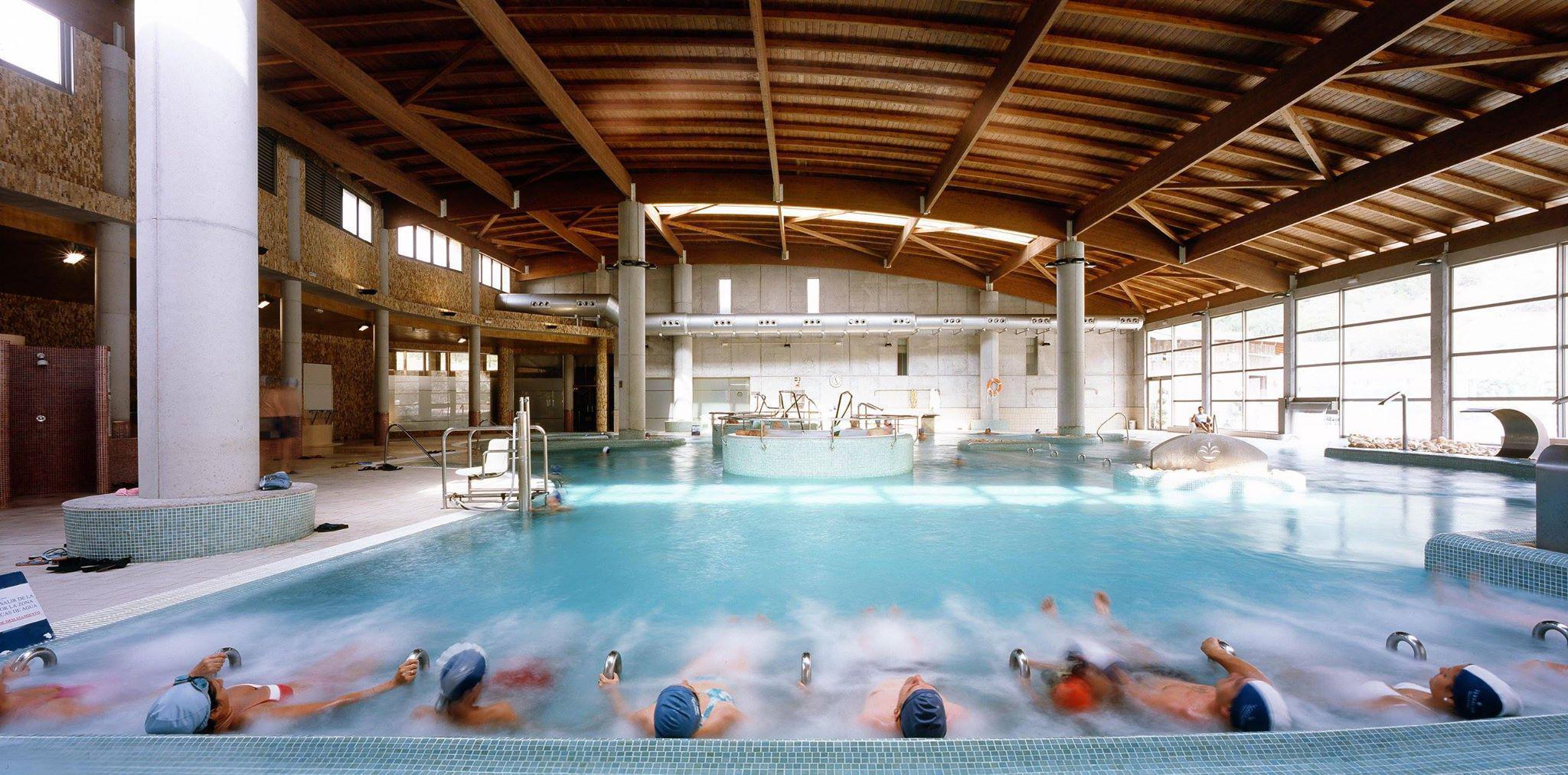 Fotos de balneario de archena murcia archena clubrural - Hoteles en murcia con piscina ...