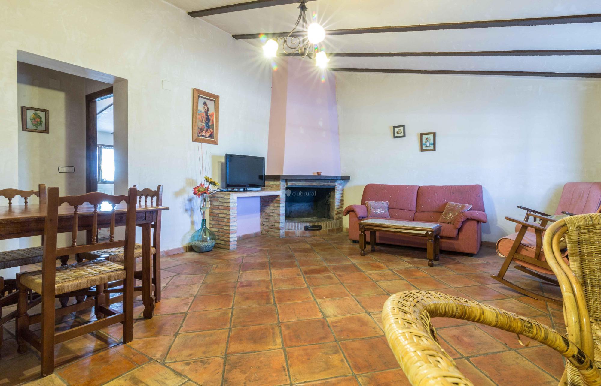 Fotos de casa cortijo el tartamudo murcia moratalla clubrural - Casa rosa murcia ...