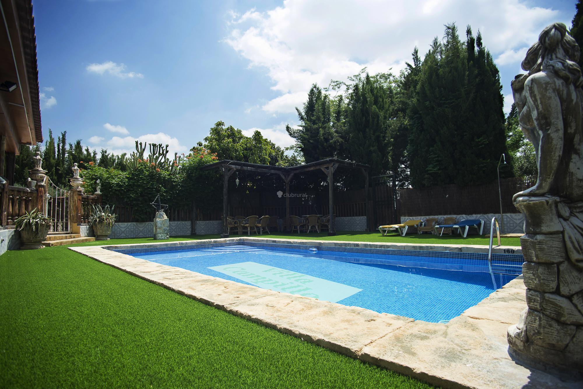 Fotos de casa grande murcia archena clubrural - Casa rural murcia piscina climatizada ...
