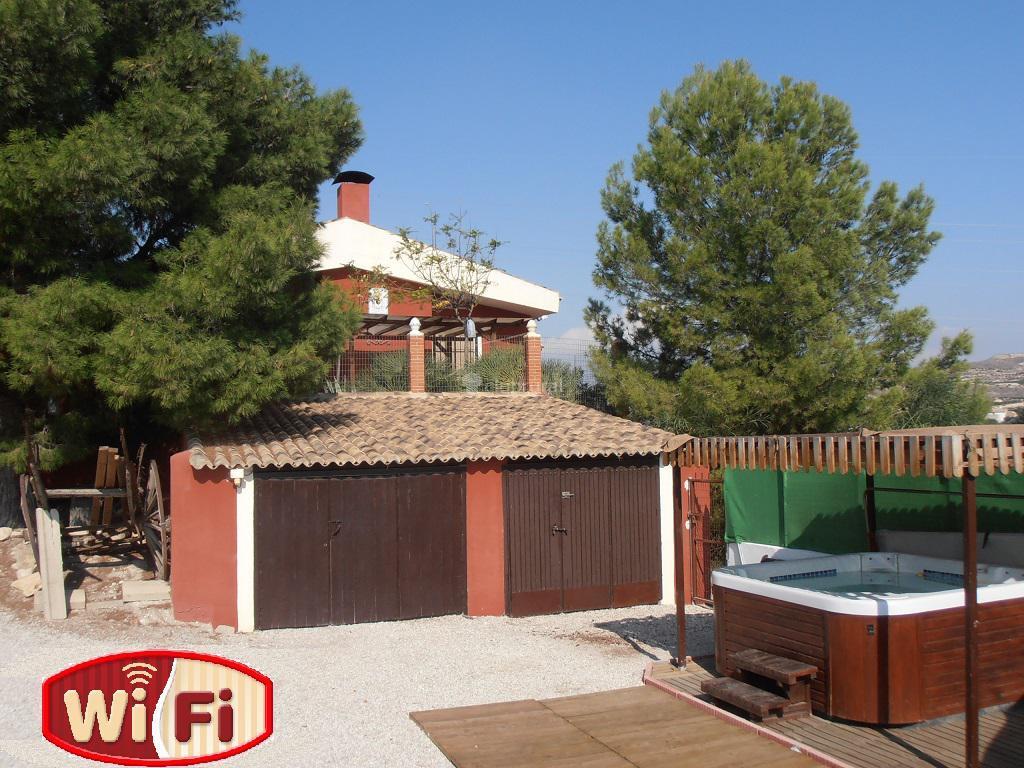 Fotos de casa los medina murcia molina de segura - Casa rural murcia piscina climatizada ...
