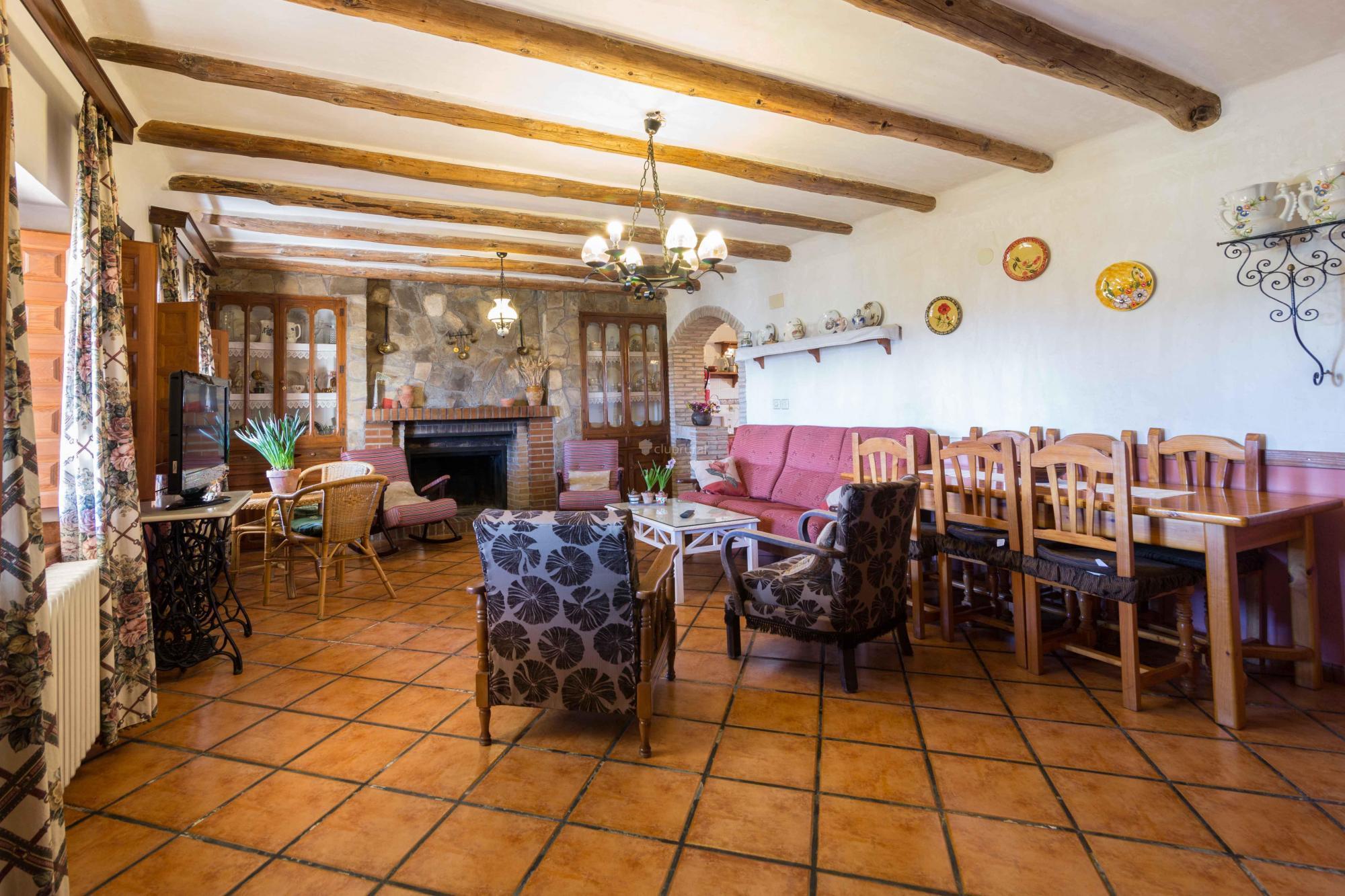 Fotos de casa noguericas i murcia caravaca de la cruz clubrural - Casa rosa murcia ...
