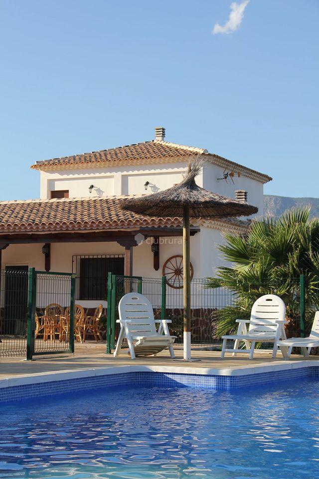 Fotos de casa rural alharabe murcia moratalla clubrural - Casa rural murcia piscina climatizada ...