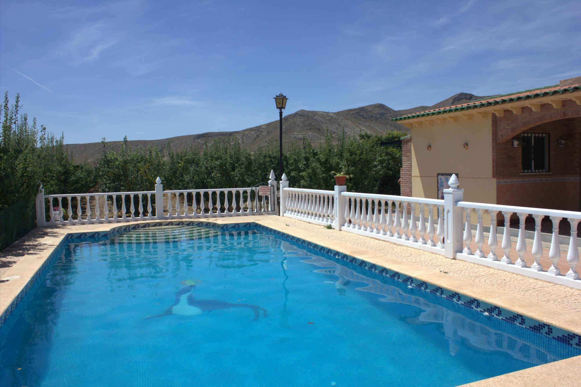 Fotos de casa rural consuelo murcia jumilla clubrural - Casa rural murcia piscina climatizada ...