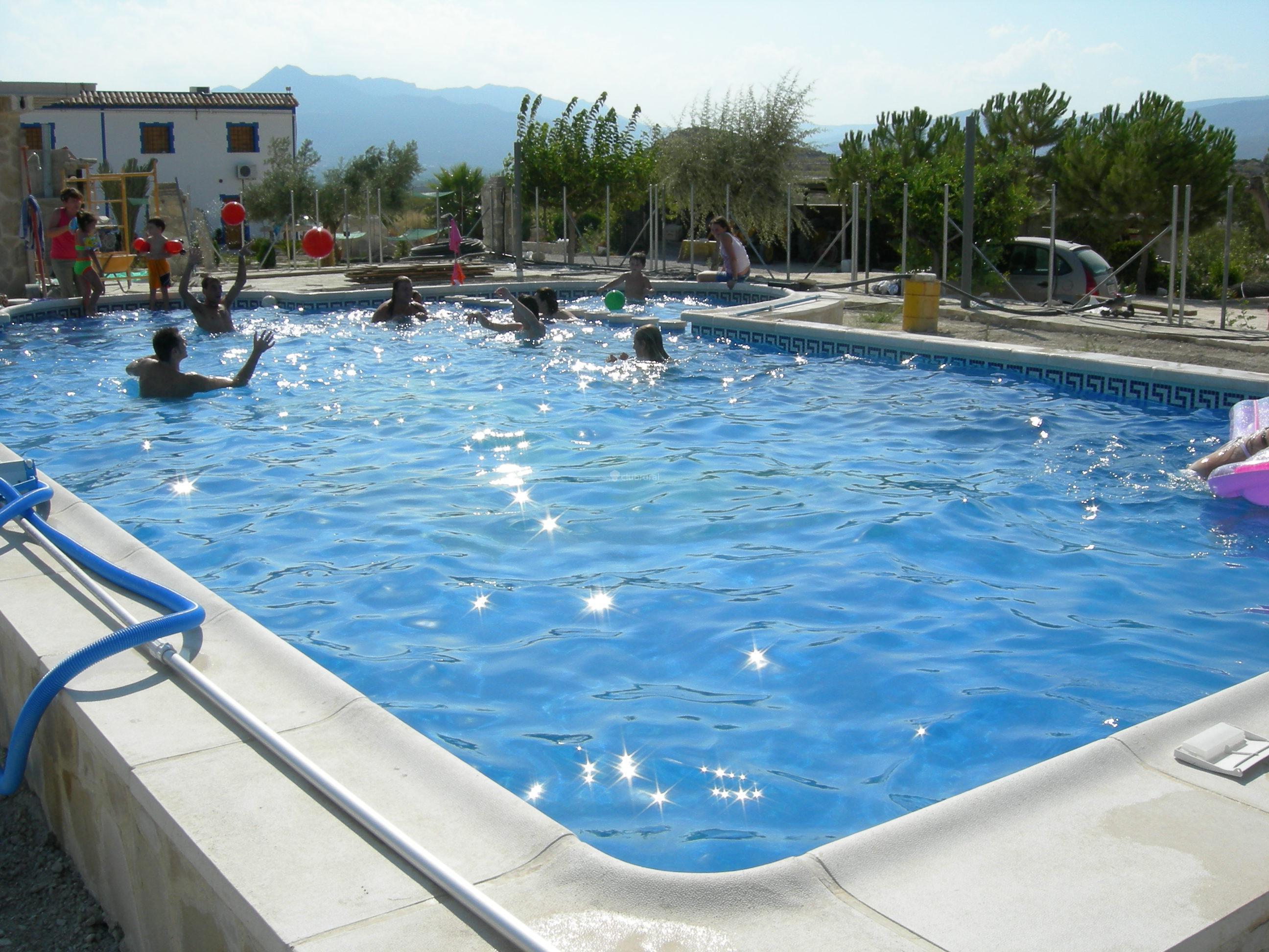 Fotos de casa rural angel murcia moratalla clubrural - Casa rural murcia piscina climatizada ...