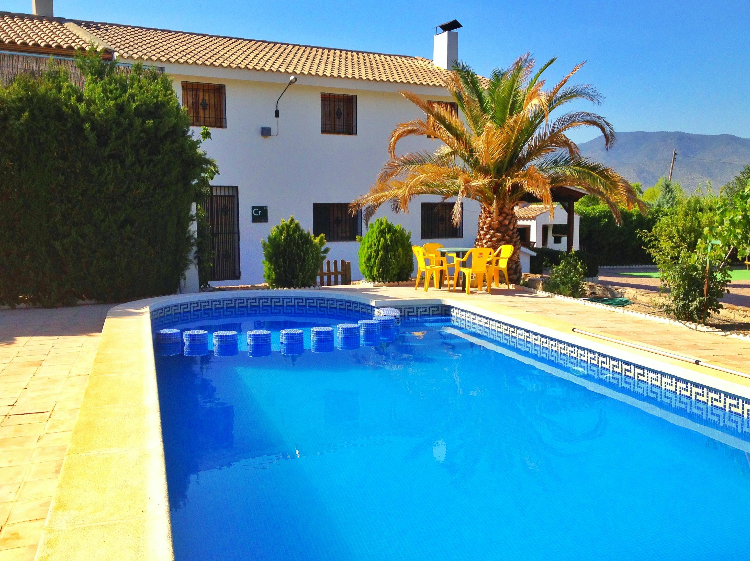 Fotos de casa vuelta del carril murcia caravaca de la - Casa rural murcia piscina climatizada ...