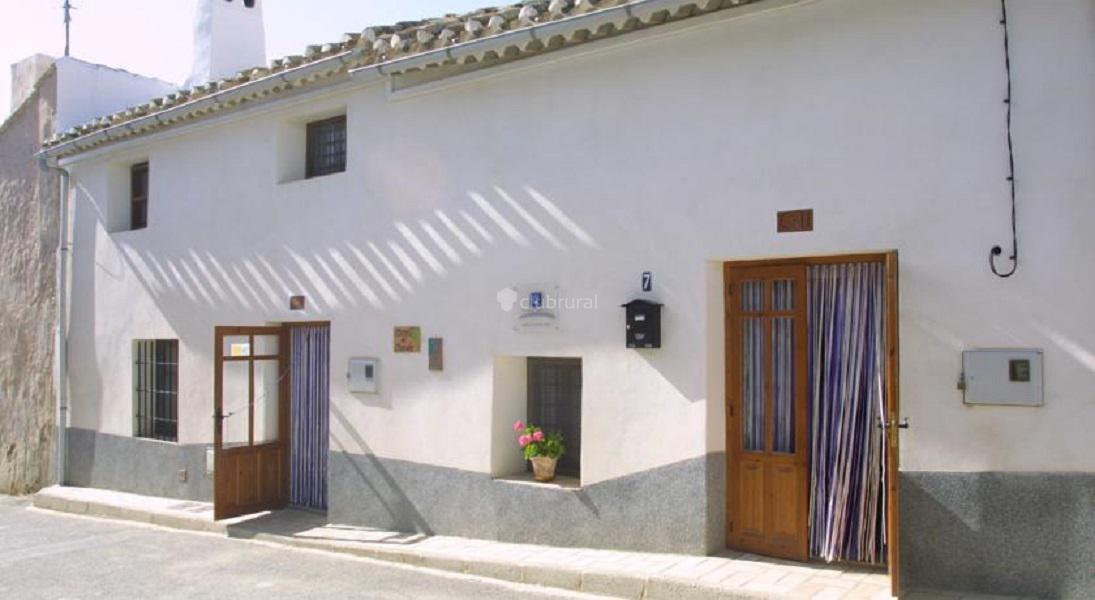 Fotos de casas del conde murcia lorca clubrural - Casa rural villanueva del conde ...